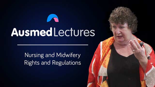 Cover image for lecture: Nursing and Midwifery Rights and Regulations