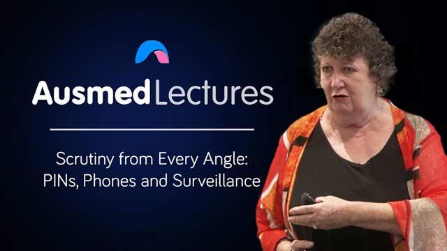 Cover image for lecture: Scrutiny from Every Angle: PINs, Phones, and Surveillance