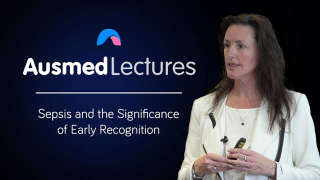 Cover image for lecture: Sepsis and the Significance of Early Recognition