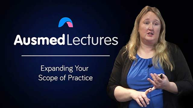 Cover image for lecture: Expanding Your Scope of Practice