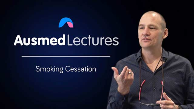 Cover image for lecture: Smoking Cessation