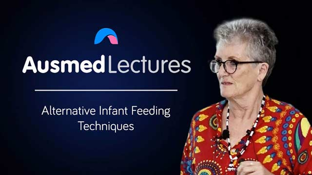 Cover image for lecture: Alternative Infant Feeding Techniques
