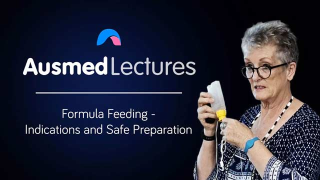 Cover image for lecture: Formula Feeding - Indications and Safe Preparation
