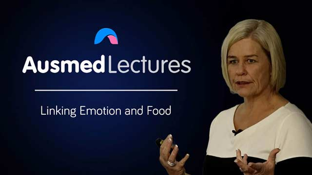 Cover image for lecture: Linking Emotion and Food