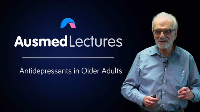 Image for Antidepressants in Older Adults