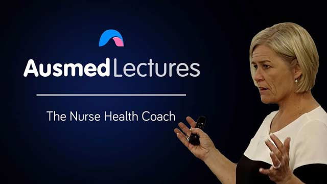 Cover image for lecture: The Nurse Health Coach
