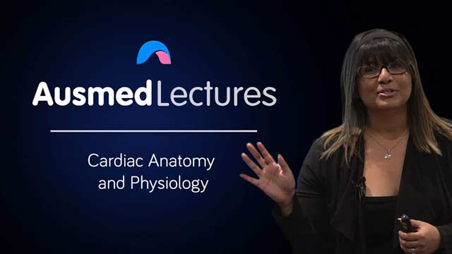 Cover image for lecture: Cardiac Anatomy and Physiology