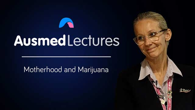 Cover image for lecture: Motherhood and Marijuana