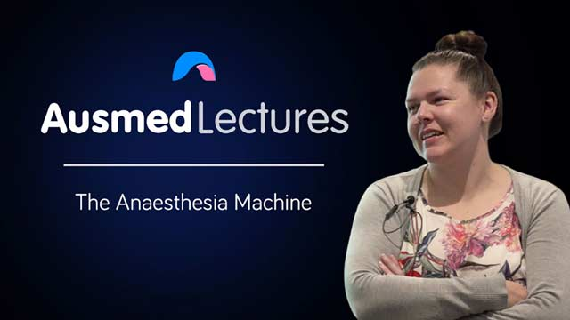 Image for The Anaesthesia Machine