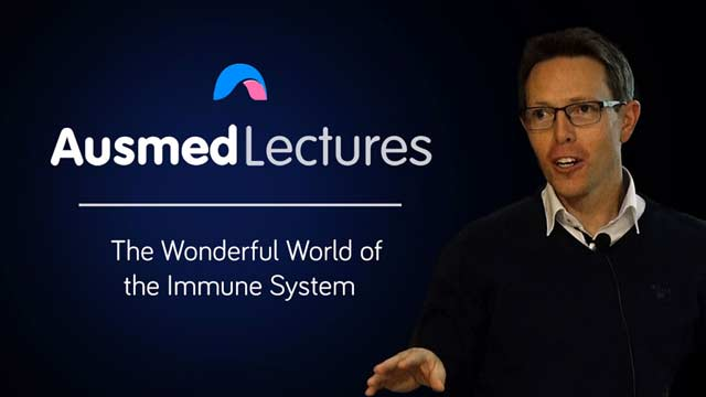 Cover image for lecture: The Wonderful World of the Immune System