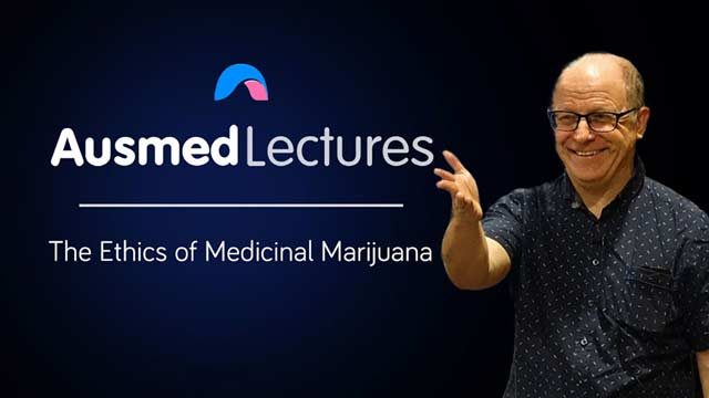 Cover image for lecture: The Ethics of Medicinal Marijuana