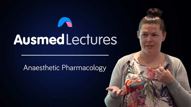 Image for Anaesthetic Pharmacology