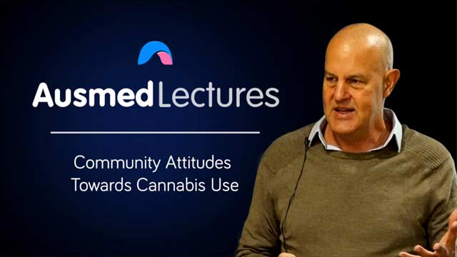 Cover image for lecture: Community Attitudes Towards Cannabis Use