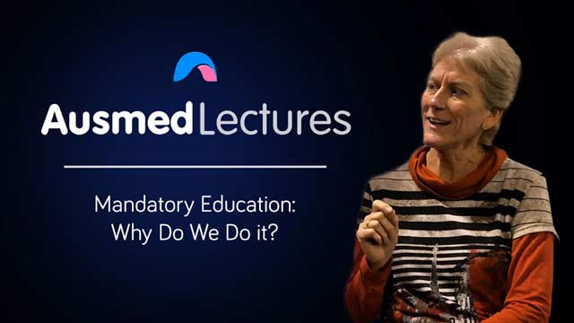 Cover image for lecture: Mandatory Education: Why Do We Do it?