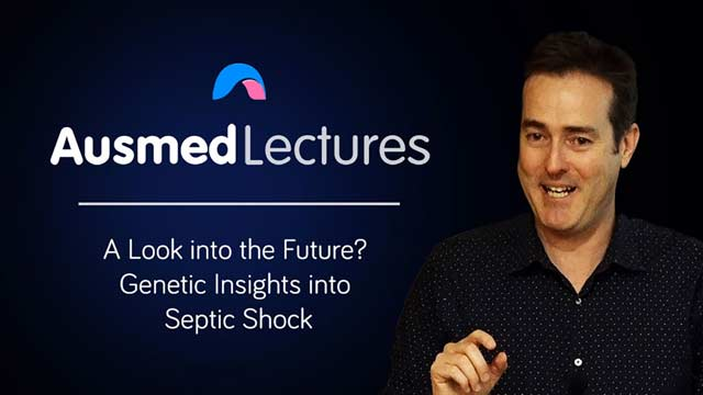 Cover image for lecture: Genetic Insights into Septic Shock