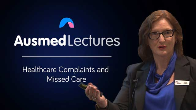 Cover image for lecture: Healthcare Complaints and Investigations