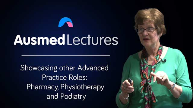 Cover image for lecture: Advanced Practice Roles: Pharmacy