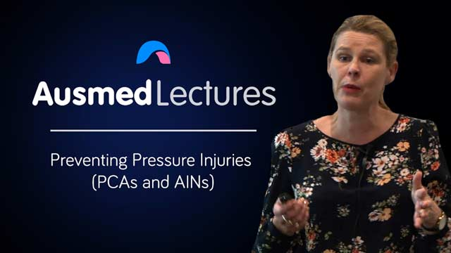 Cover image for lecture: Preventing Pressure Injuries (PCAs and AINs)