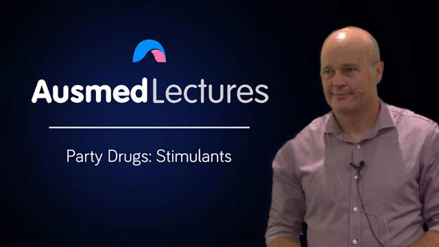 Cover image for lecture: Party Drugs: Stimulants