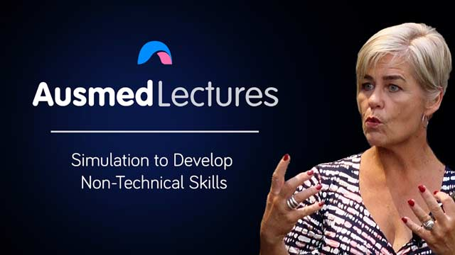 Cover image for lecture: Simulation to Develop Non-Technical Skills