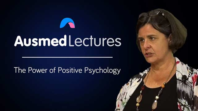 Cover image for lecture: The Power of Positive Psychology