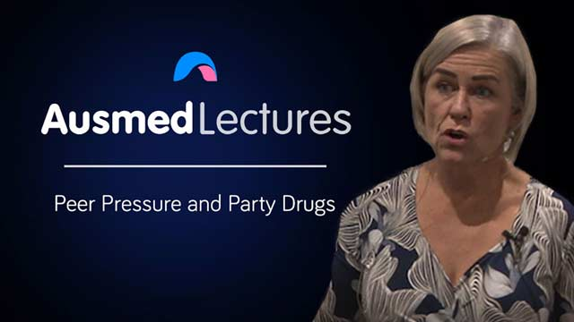 Cover image for lecture: Peer Pressure and Party Drugs