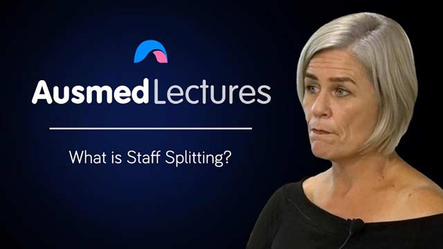 Cover image for lecture: What is Staff Splitting?