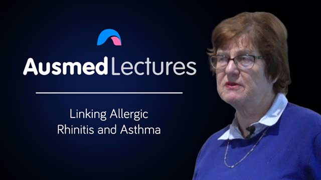 Image for Linking Allergic Rhinitis and Asthma