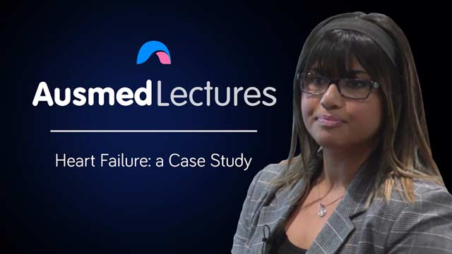 Cover image for lecture: Heart Failure: a Case Study