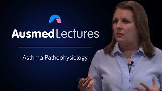 Cover image for lecture: Asthma Pathophysiology
