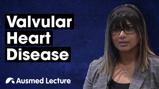 Cover image for lecture: Valvular Heart Disease