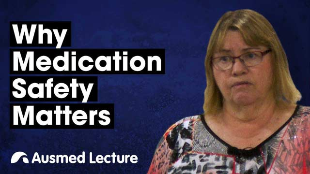 Cover image for lecture: Why Medication Safety Matters