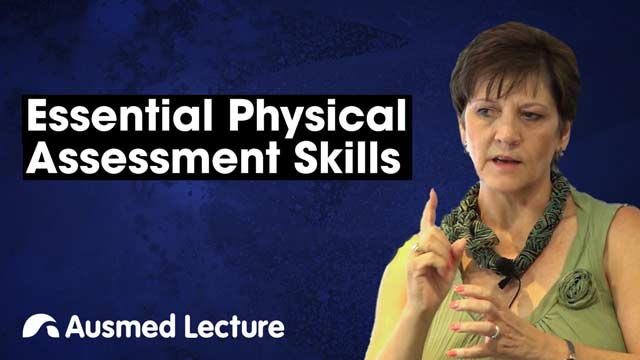 Cover image for lecture: Essential Physical Assessment Skills