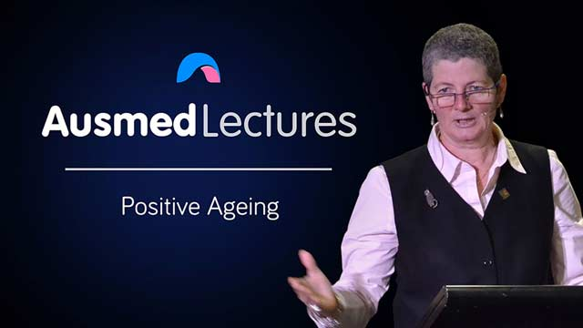 Cover image for lecture: Positive Ageing