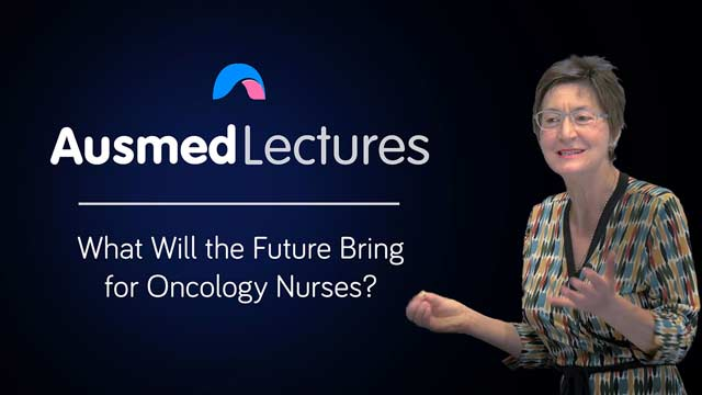 Cover image for lecture: What Will the Future Bring for Oncology Nurses?