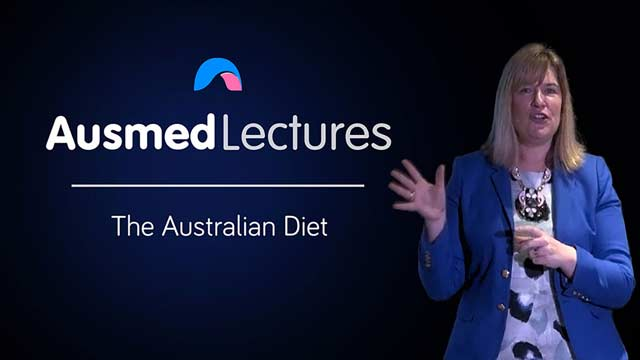 Cover image for lecture: The Australian Diet