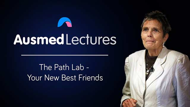 Cover image for lecture: The Path Lab - Your New Best Friends