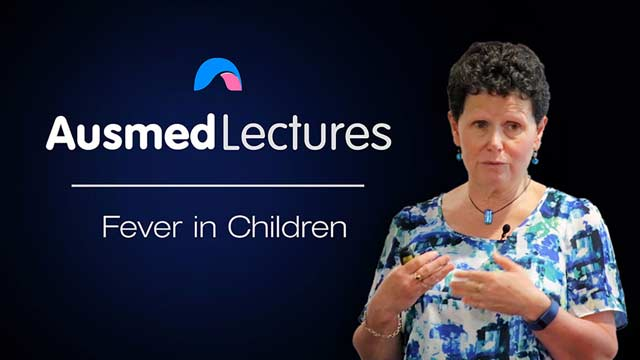 Cover image for lecture: Fever in Children