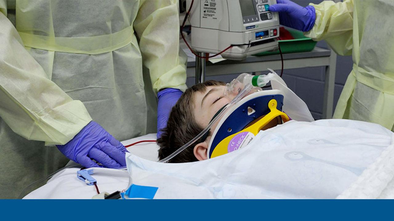 Image for Paediatric: Major Haemorrhage