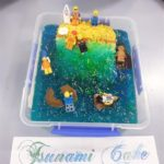 cake and jelly tsunami