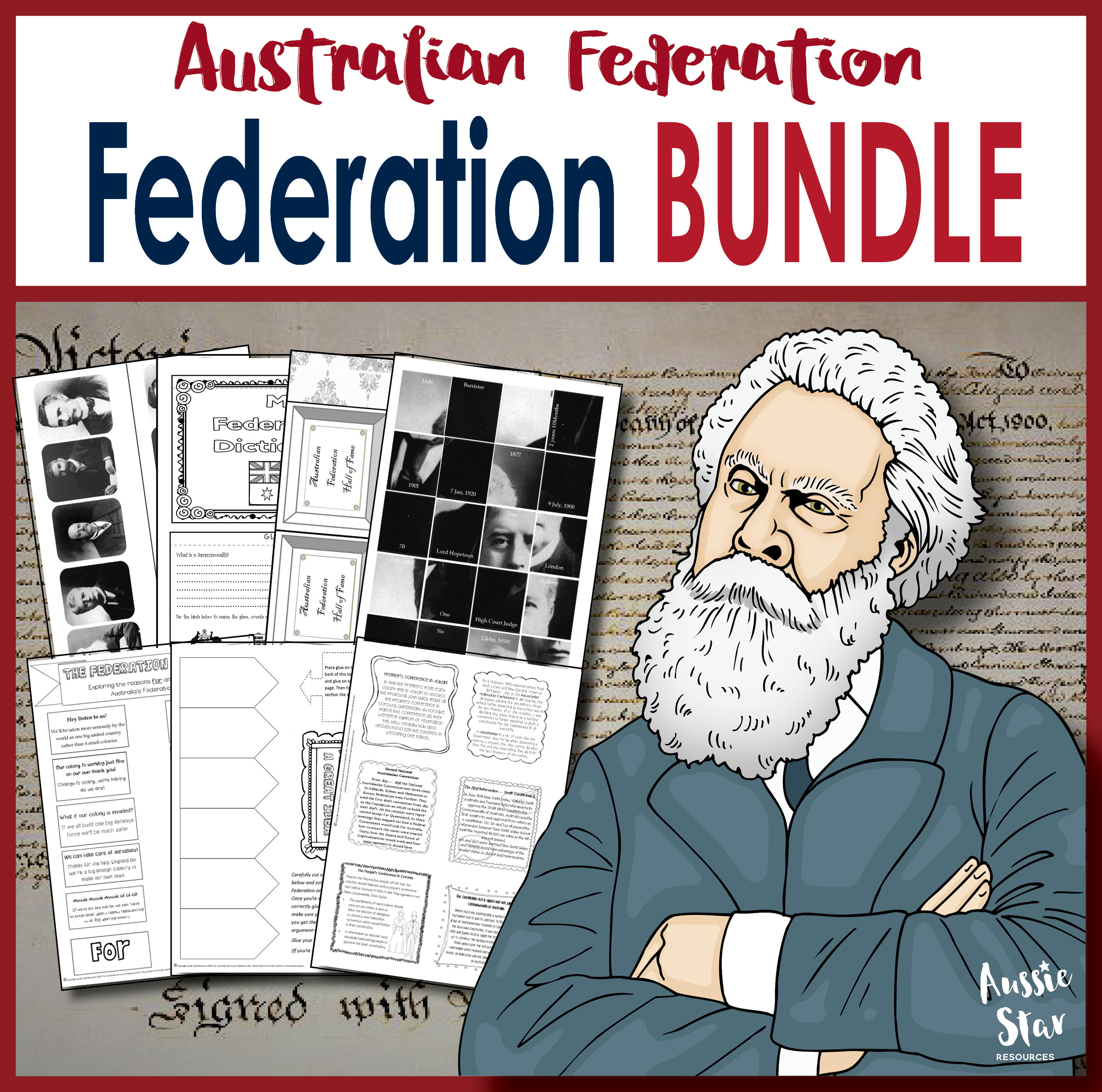 Australian Federation bundle save 30