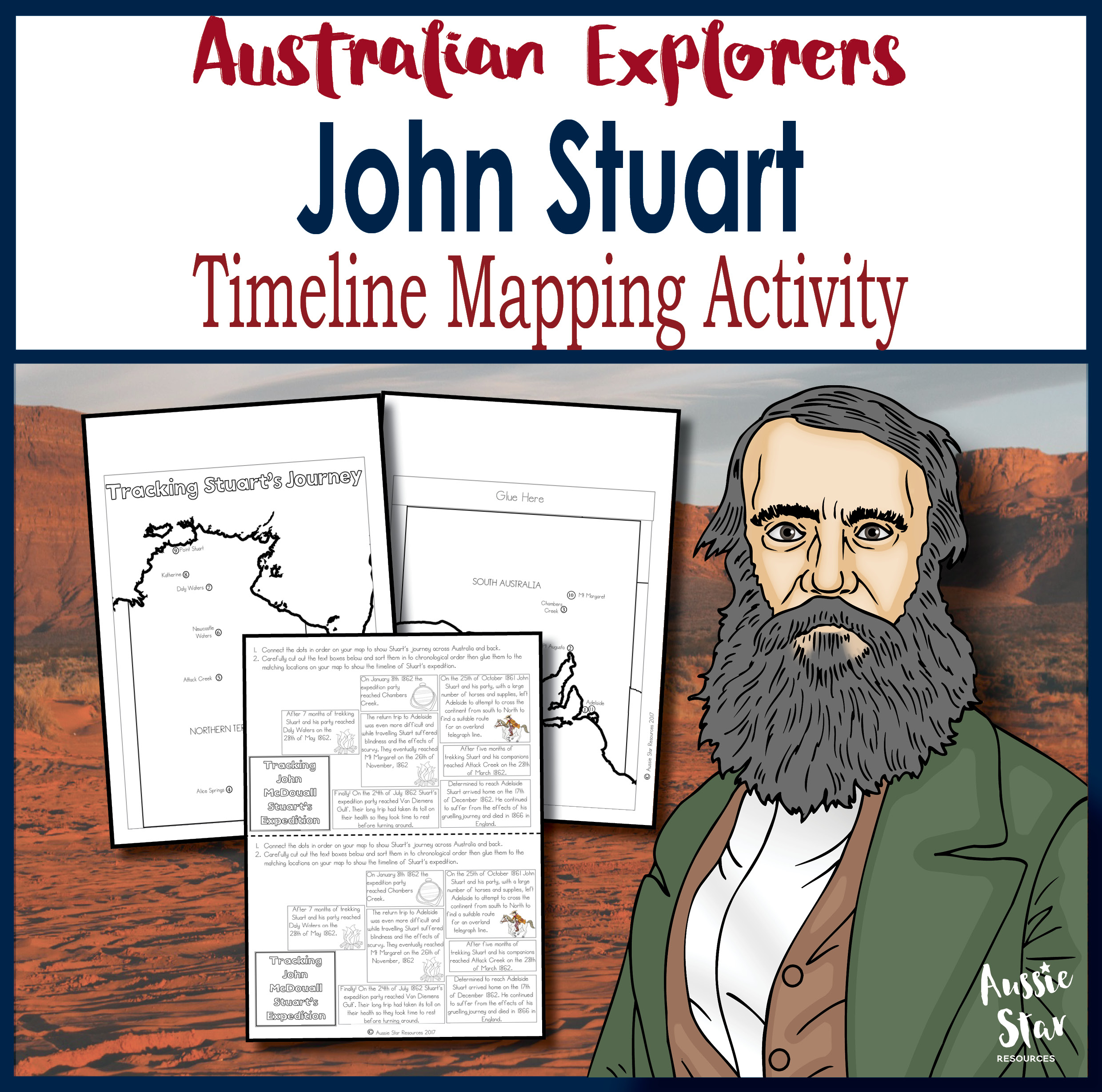 John Stuart mapping activity