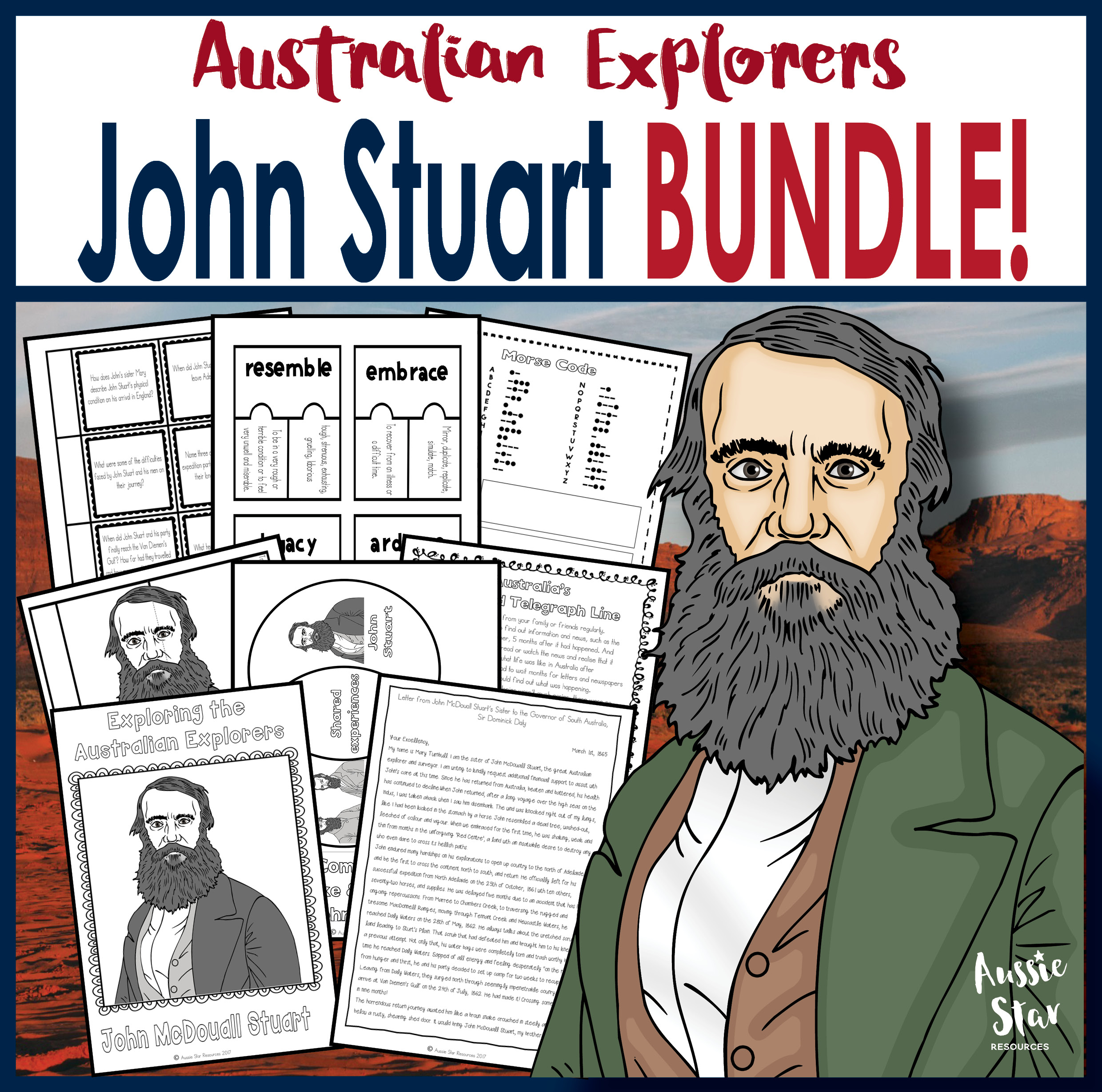 John Stuart bundle