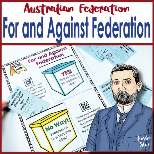 Australian Federation Reasons for and against