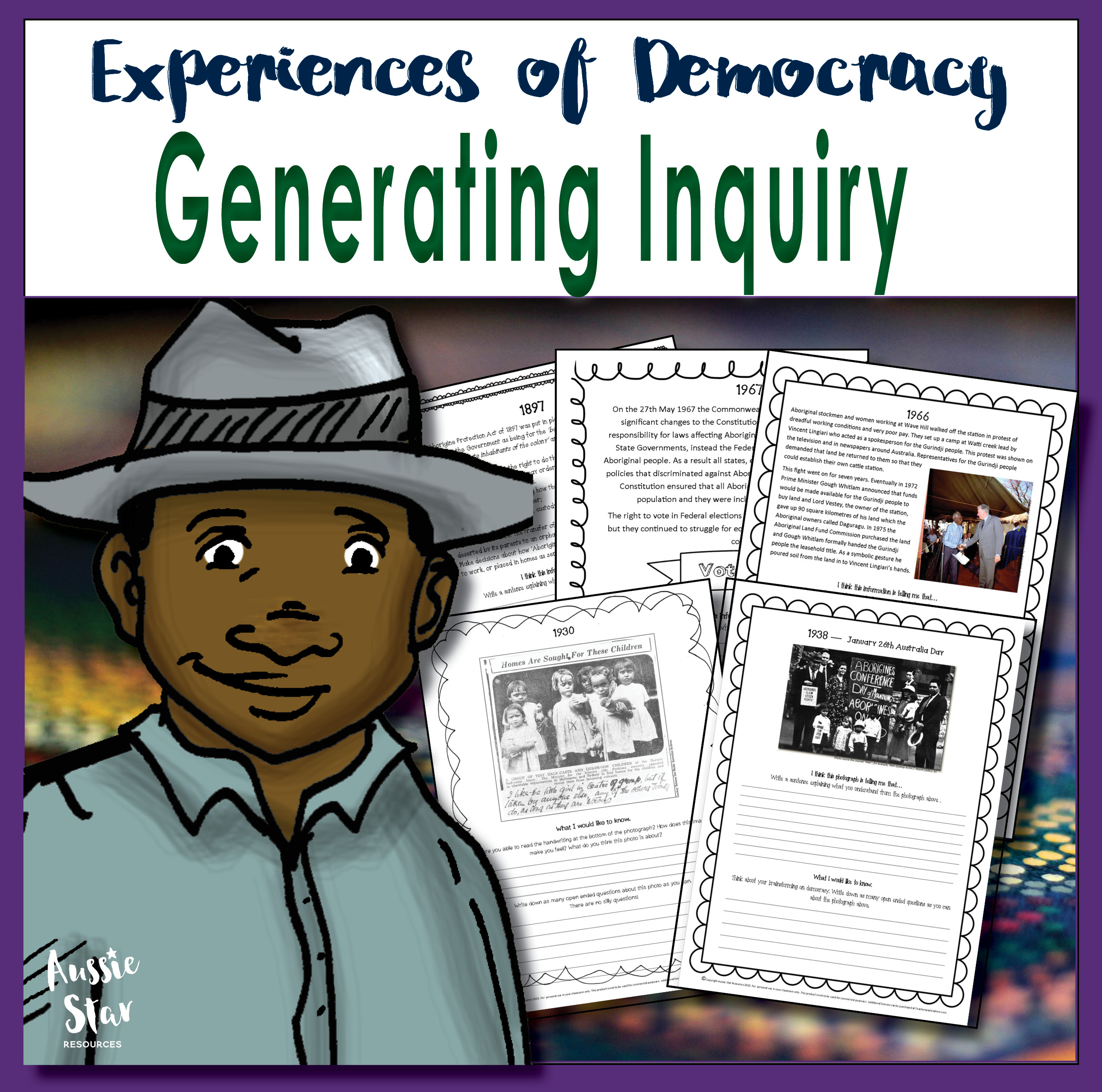 indigenous rights generating inquiry cover