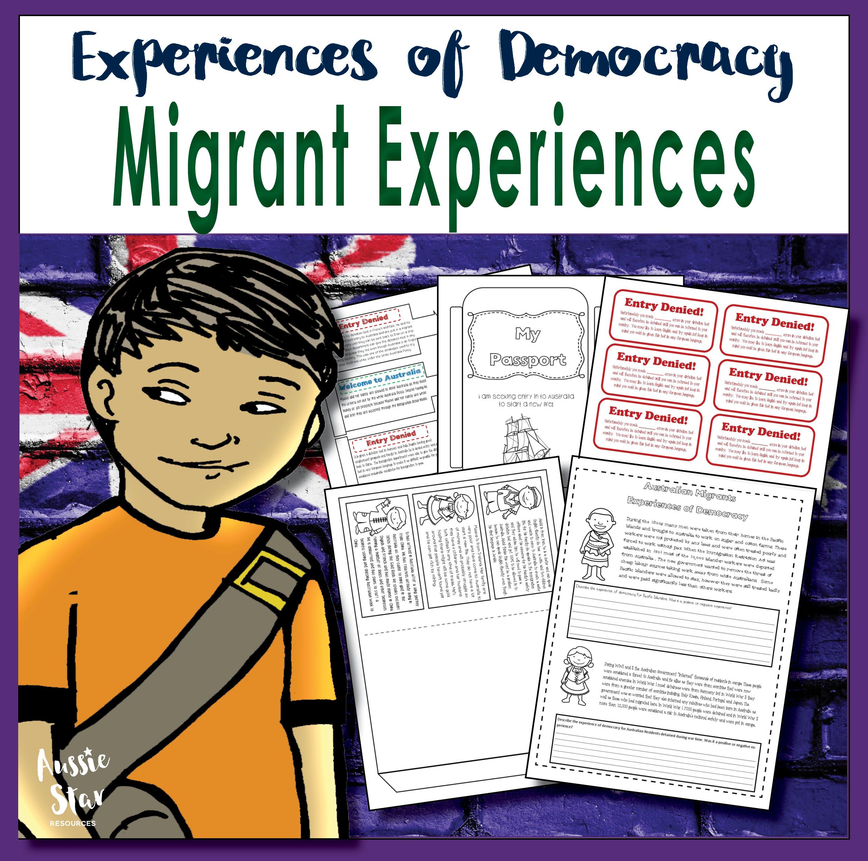 Australian migrant experiences