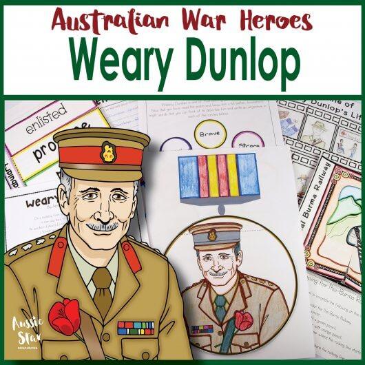 Australian-war-hero-weary-dunlop-teaching-activities