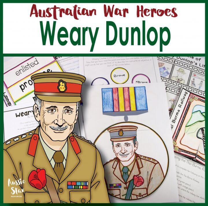 Australian-war-hero-weary-dunlop-teaching-activities