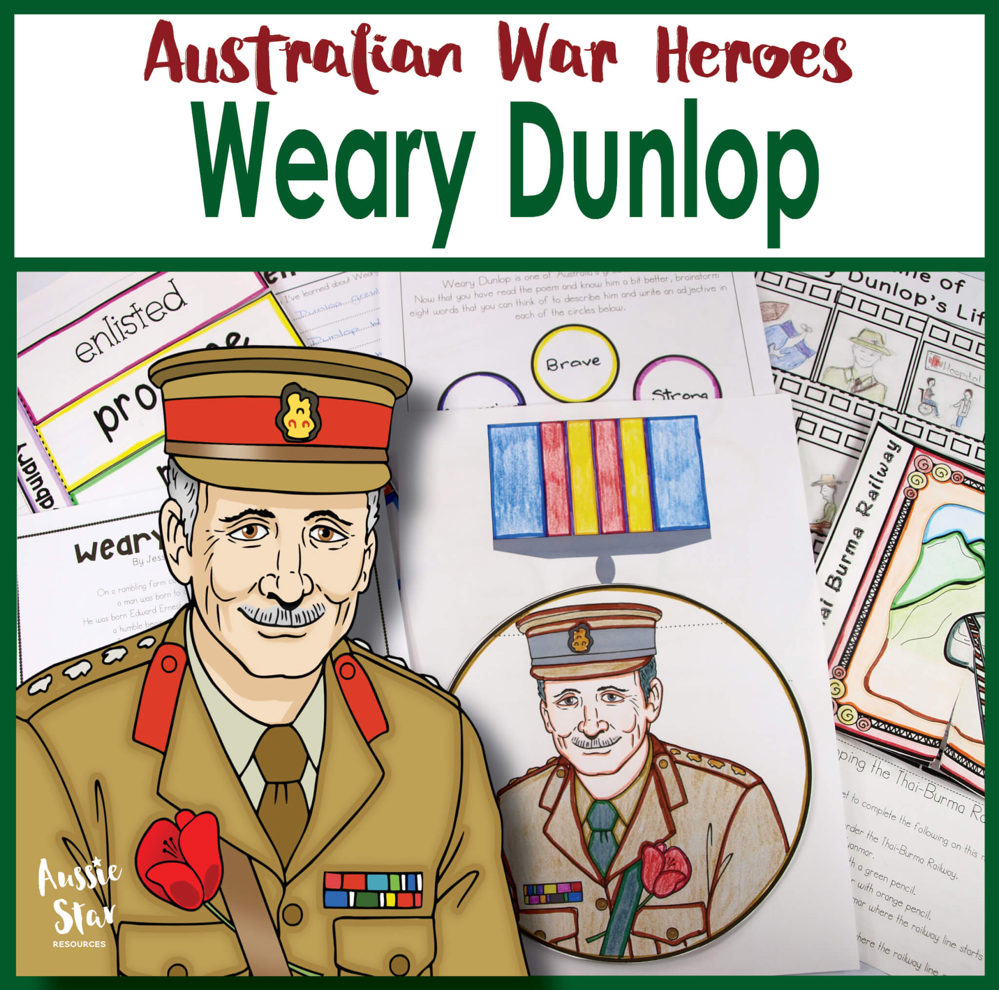 Australian War Heroes -BUNDLE SAVE!