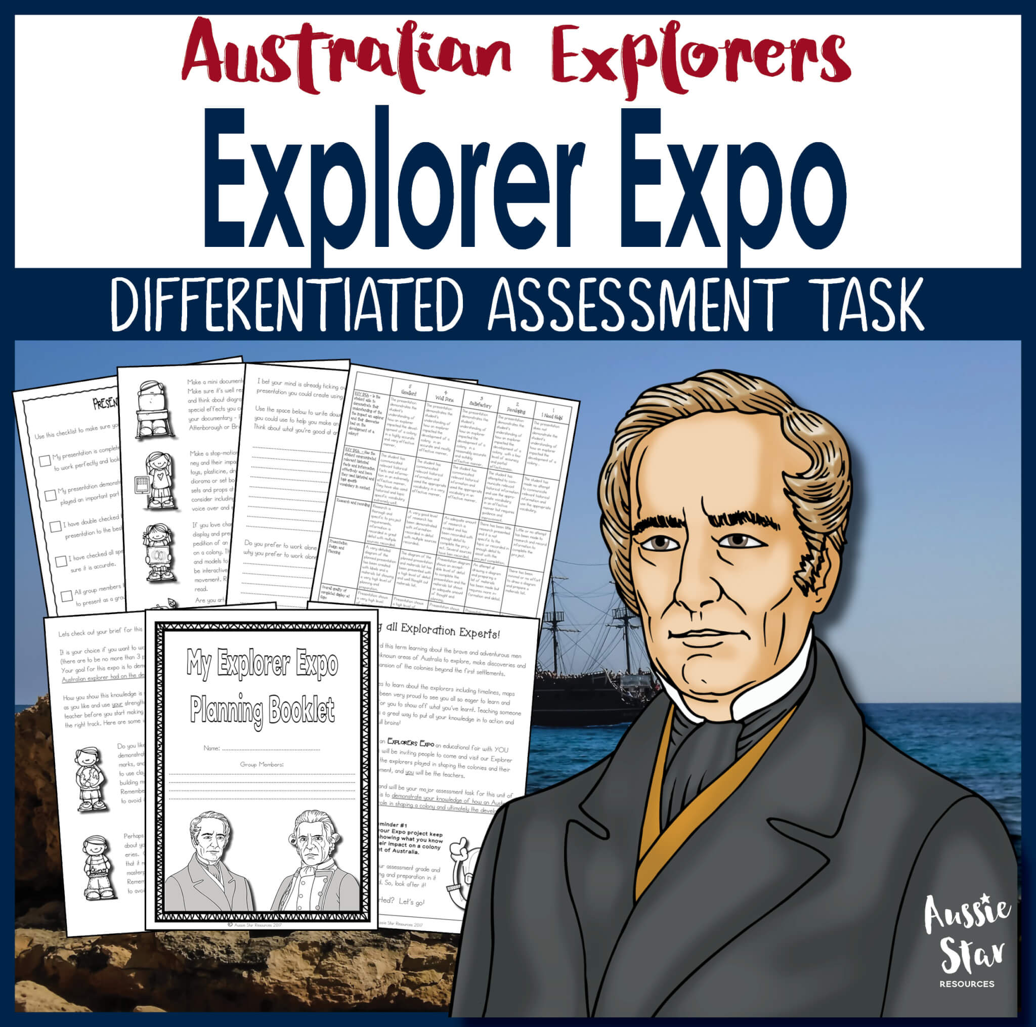 Australian-explorer-assessment-activity-1